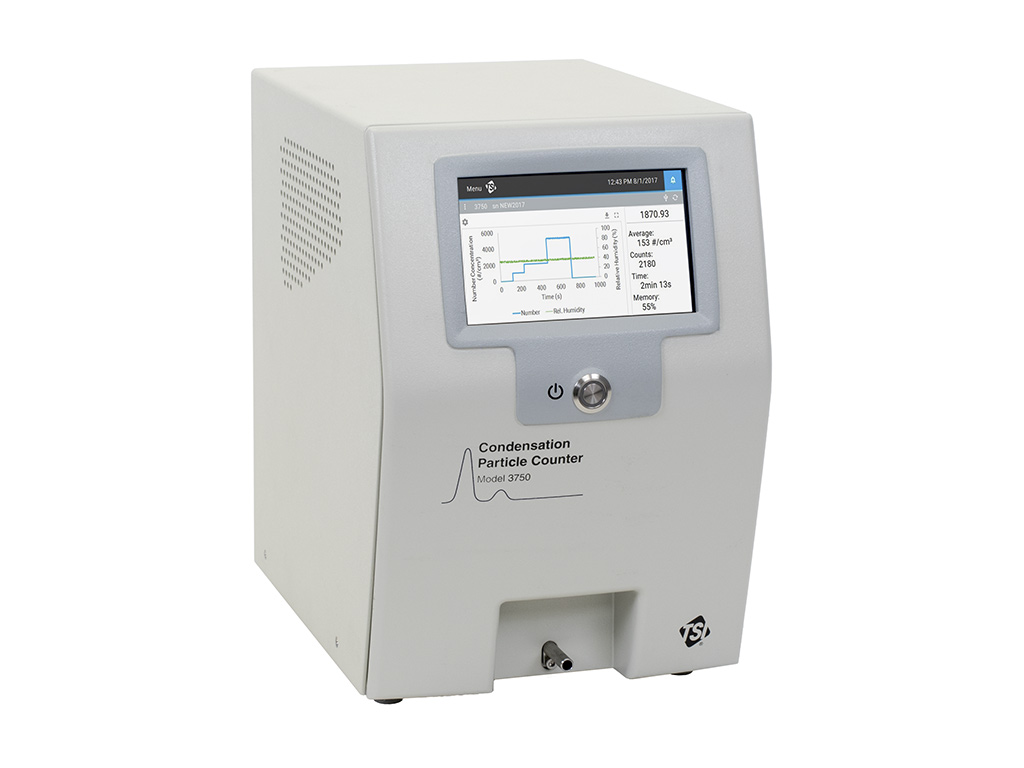Particle Counter 3750 TSI