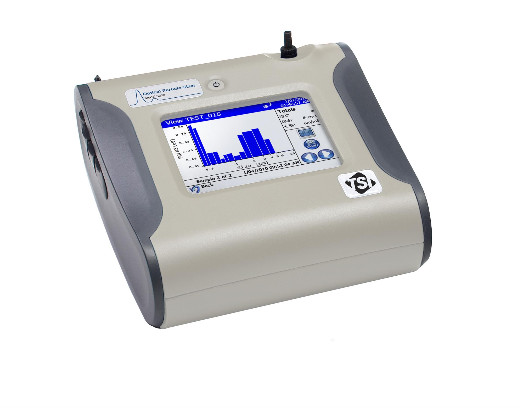 Particle Sizer 3330 TSI